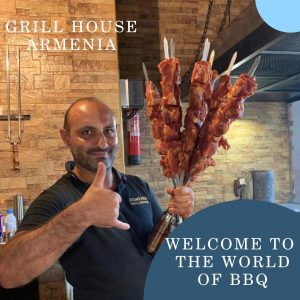 Grill House Armenia Ресторан армянской кухни
