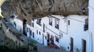 Setenil de las Bodegas Сетениль де лас Бодегас