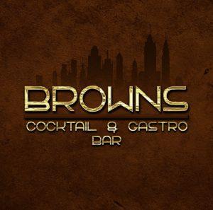 Browns Cocktail and Gastro Bar Коктейль-бар