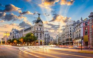Бранчи в Мадриде