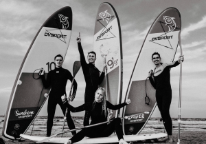 Серфинг на Коста Бланке