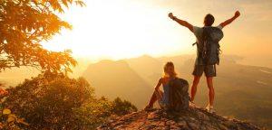 Познать себя и пойти в гору