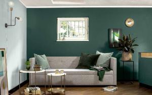 Добавим красок вашему дому. Актуальные приемы с цветом