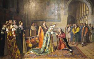 Колумб и Исабель католика. Любовь всей жизни