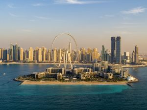 Caesars Bluewaters Dubai — курорт легендарного бренда Caesars