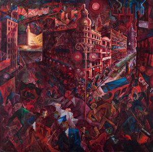 Выставка немецкого экспрессионизма