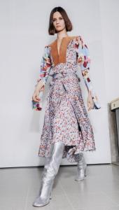 Нагота и бурлеск: модные детали 2021 года
