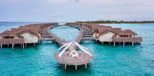 Fairmont Maldives Sirru Fen Fushi, Мальдивы