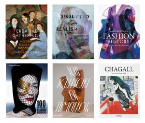 Настольные книги о моде и искусстве