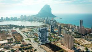 Sunrise Tower: дизайн и высокое качество жизни в уникальном районе Кальпе
