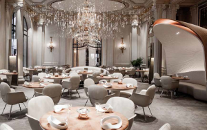 Интересное о дизайне ресторанов