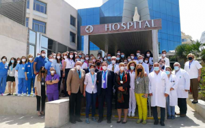 Hospital Clinica Benidorm получила самую престижную международную аккредитацию качества здравоохране...