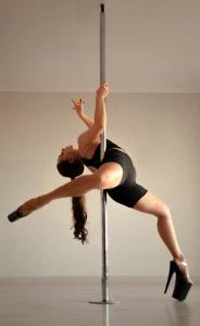 Почему Pole Dance это классно?